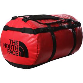 The North Face Base Camp Duffel Bag XXL, rojo/negro